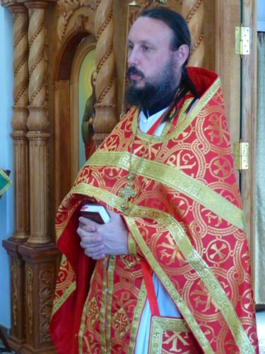 Мужской монастырь Свв. мчч. Косьмы и Дамиана.Воскресная служба (17)